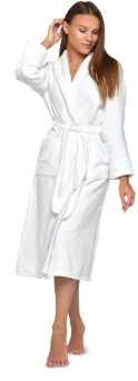 Женские халаты с именной вышивкой