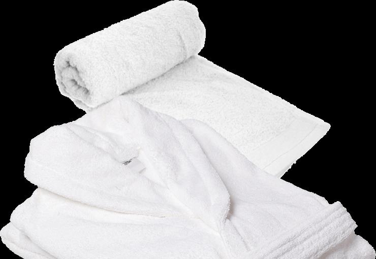 Халат и полотенце